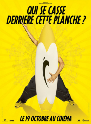 Brice 3 : Jean Dujardin de retour en surfeur 10 ans après