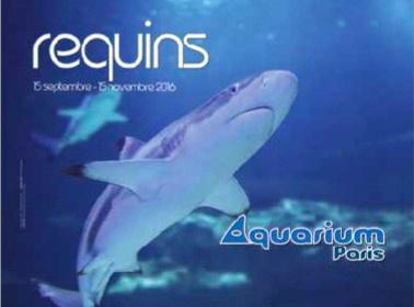 L'histoire des requins, l'expo de l'Aquarium de Paris