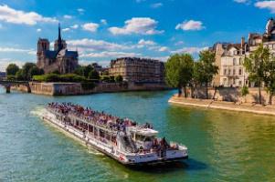 Tarifs réduits pour les Franciliens sur la Compagnie des Bateaux-Mouches