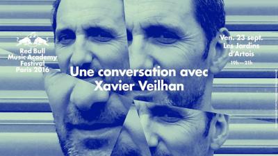 Conversation avec Xavier Veilhan aux jardins d'Artois
