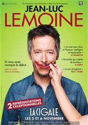 Jean-Luc Lemoine à La Cigale : gagnez vos places !