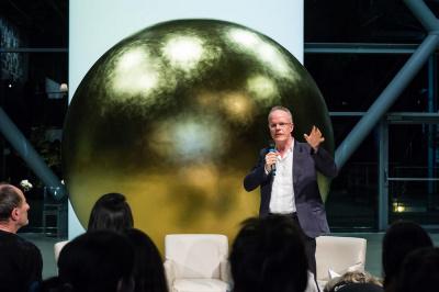 L'entretien infini de Hans Ulrich Obrist à la Fondation Cartier