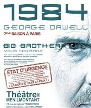 1984, une septième saison au théâtre de Ménilmontant