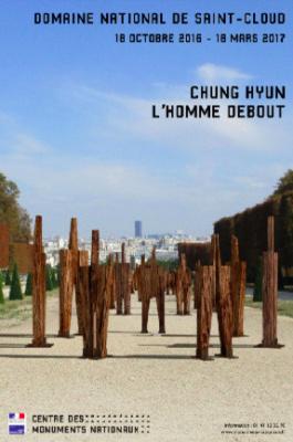 Chung Hyun, l'art contemporain s'invite au domaine national de Saint-Cloud