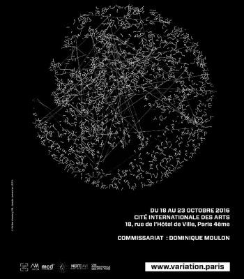 Variation - Media Art Fair 2016, la foire dédiée aux artistes nouveaux médias