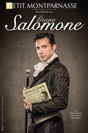 Bruno Salomone dans Euphorique au Petit Montparnasse : notre critique
