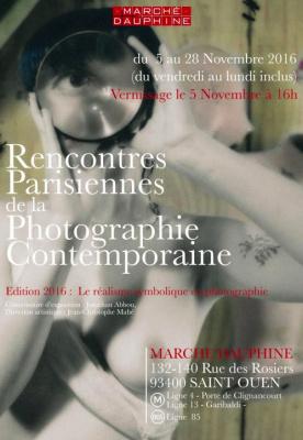 Rencontres parisiennes de la photographie contemporaine aux Puces de Saint-Ouen