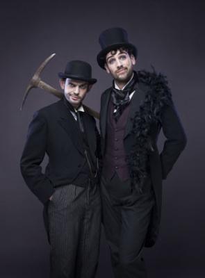 Firmin & Hector : Chroniques d'Outre tombe, le cabaret du Funambule