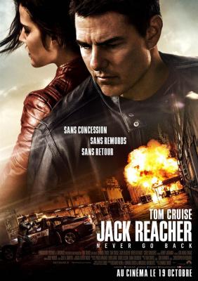 Jack Reacher : Never Go Back, gagnez places de cinéma et cadeaux !