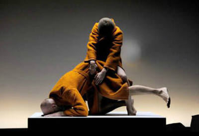 Danse : Vincent Dupont au théâtre des Abbesses