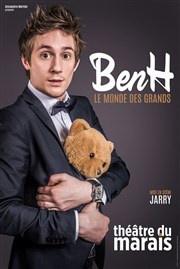 BenH au théâtre du Marais : notre critique