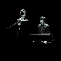 Albin de la Simone et Brigitte Giraud, lecture musicale à la Maison de la Poésie