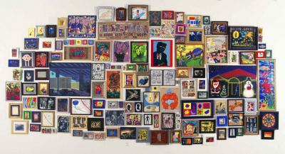 Hervé di Rosa, plus jamais seul, l'exposition à la Maison Rouge