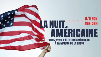 Nuit américaine à la Maison de la Radio : gratuit !