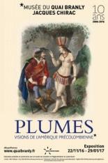 Plumes, visions de l'Amérique précolombienne, l'expo au musée du quai Branly