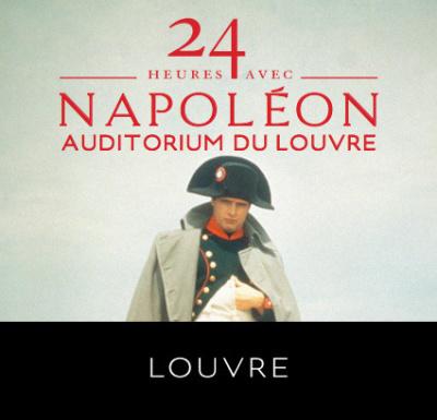 24h avec... Napoléon au musée du Louvre