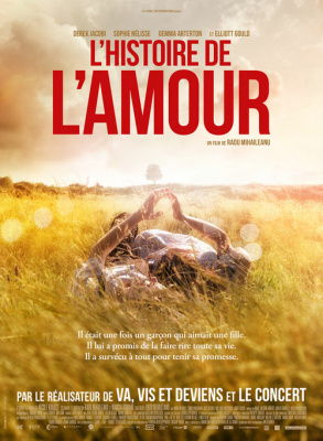 L'Histoire de l'amour, le film avec Gemma Arterton