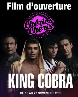 Chéries-Chéris, programme 2016 du festival LGBT de Paris