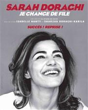Sarah Doraghi au Lucernaire : notre critique