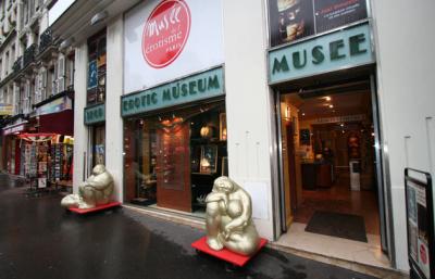 Le musée de l'Érotisme ferme et met ses oeuvres en vente