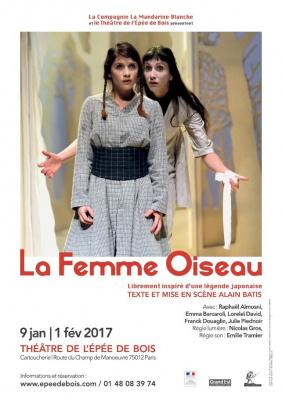 La Femme Oiseau et Pelléas et Mélisande au théâtre de l'Épée de Bois