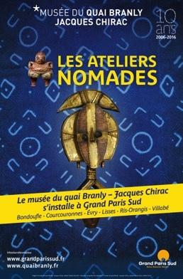 Les ateliers nomades du musée du Quai Branly