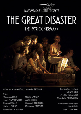 The Great Disaster, une pièce poignante au Cirque Romanès