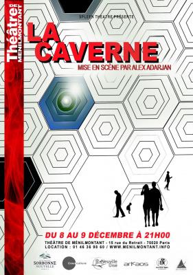 La Caverne au théâtre de Ménilmontant
