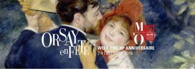 Orsay en Fête : les 30 ans du musée