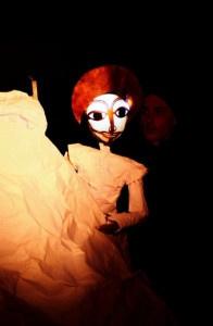 Un oeil, une oreille, spectacle de marionnettes au quai Branly
