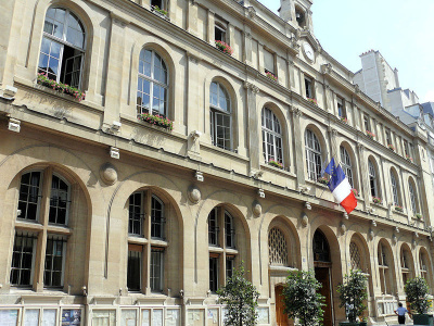 La Reconstruction, l'expo gratuite de la mairie du 2ème arrondissement