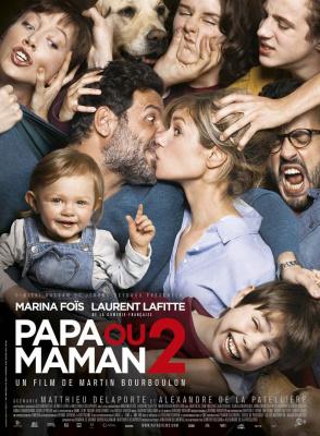 Papa ou maman 2 : gagnez vos places !