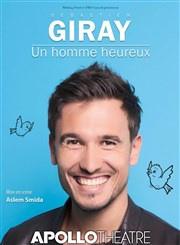 Sébastien Giray dans Un homme heureux à l'Apollo : notre critique