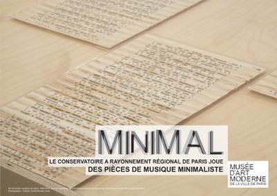 Minimal, la performance musicale au MAMVP