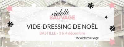 Le plus grand vide-dressing de Noël par Violette Sauvage dans le 11ème