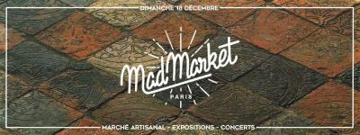 Mad Market au Café A : un marché de Noël éthique !