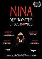 Nina, des tomates et des bombes au théâtre Proscenium