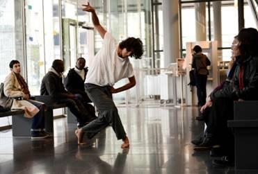 Dance on mars, spectacles de danse au MAC VAL