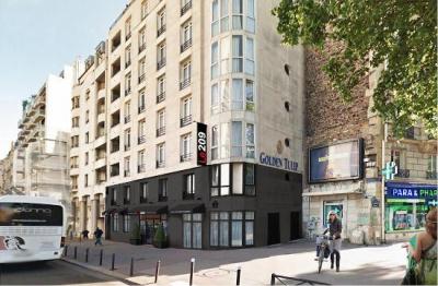 L'hôtel 209, un 4 étoiles de qualité rue de Charenton