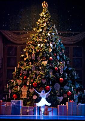 Casse-Noisette du Royal Opera House au cinéma en décembre 2016
