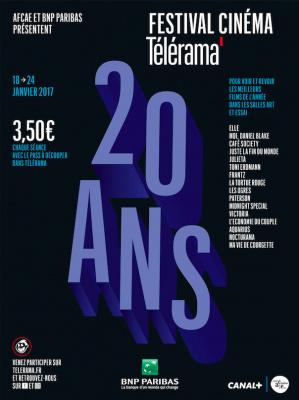 Festival Cinéma Télérama 2017 : les meilleurs films à 3,5 euros