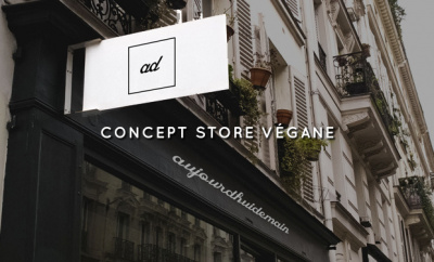 Aujourd 39 hui demain un concept store vegan bient t ouvert for Salon vegan paris