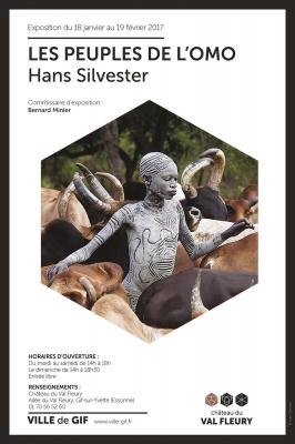 Les peuples de l'Omo, l'expo de Hans Silvester au château du Val Fleury