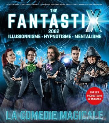 The FantastiX au Grand Rex : gagnez vos places !