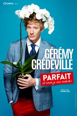 Gérémy Crédeville au théâtre des Blancs Manteaux : notre critique