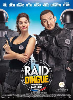 Raid dingue : la nouvelle comédie de Dany Boon