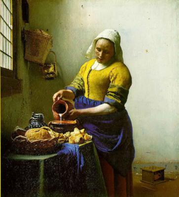 Vermeer et les maîtres de la peinture de genre, l'expo au musée du Louvre