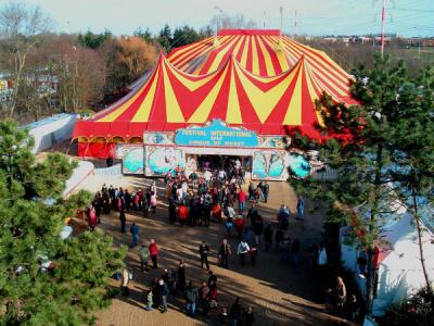 Festival international du cirque de Massy 2017