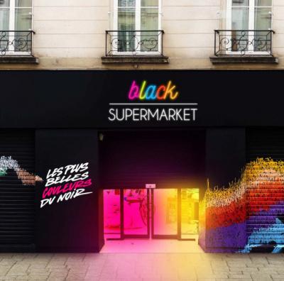 BlackSuperMarket : le nouveau lieu éphémère parisien