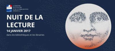 Nuit de la lecture : le programme parisien